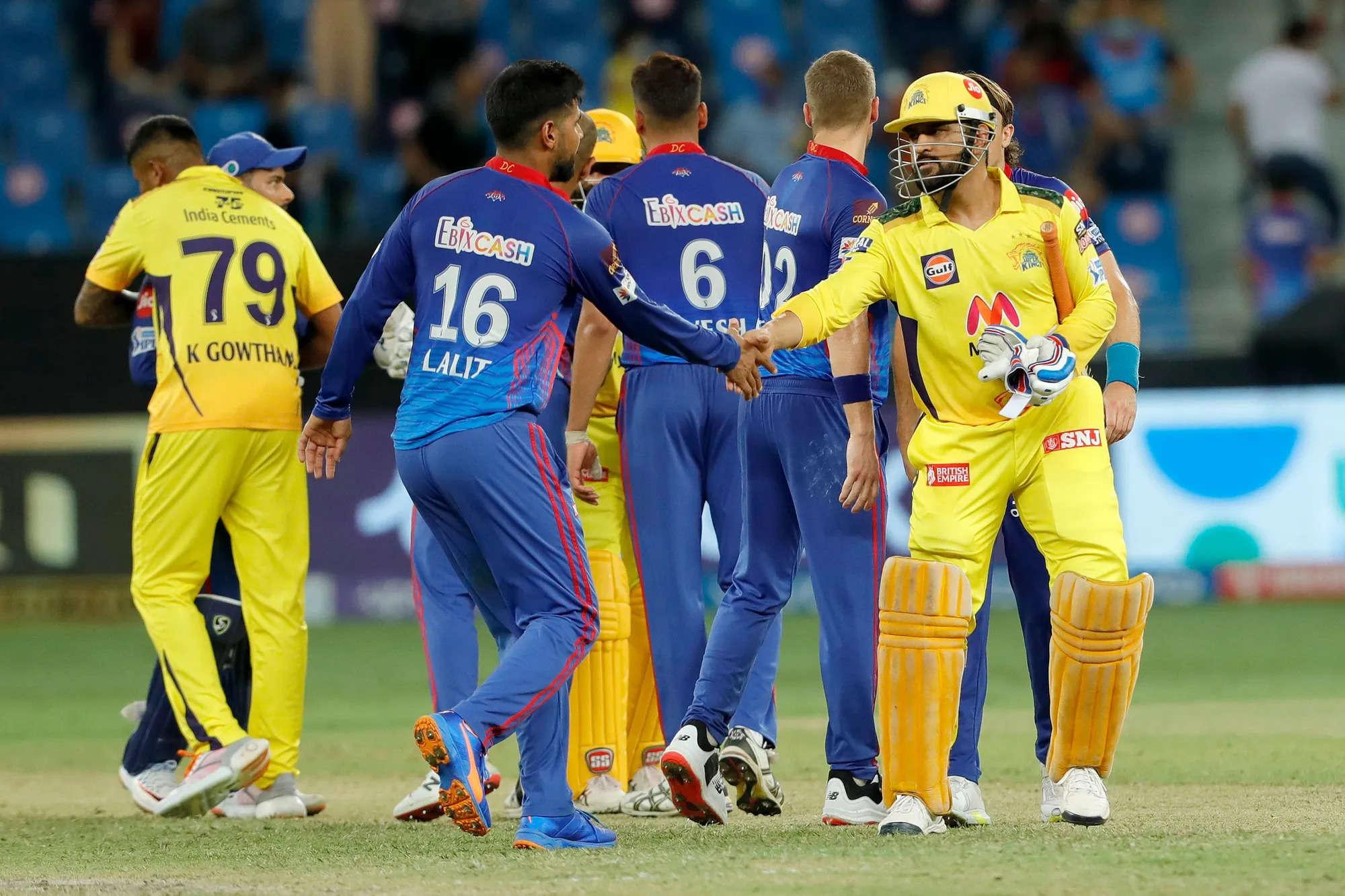 IPL 2021: CSK vs DC: सीएसके के हाथों मिली हार से इमोशन को कंट्रोल नहीं पाए ऋषभ पंत
