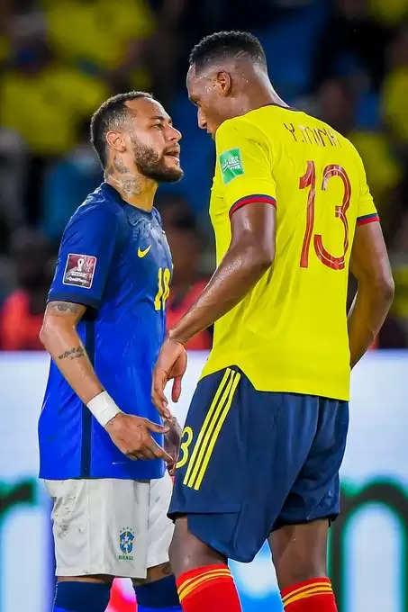 कोलम्बिया 0-0 ब्राजील: बिना प्रेरणा के सेलेकाओ के रूप में खिलाड़ी रेटिंग गोल रहित ड्रॉ