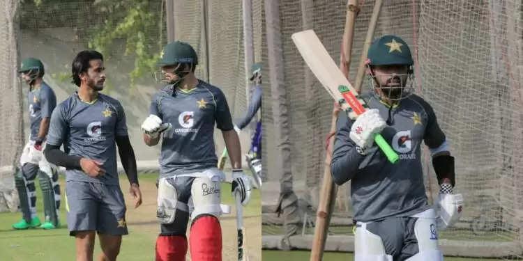 T20 World Cup 2021: अभी से जुटा पाकिस्तान भारत के खिलाफ मैच की तैयारी में, देखें खिलाड़ियों का ट्रेनिंग सेशन