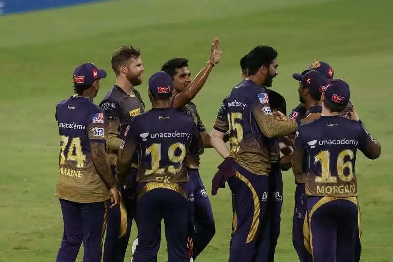 आईपीएल 2021 पांइटस टेबल: केकेआर द्वारा आरआर को बाहर करने के बाद अपडेट स्टैंडिंग और क्वालीफाइंग गणीत