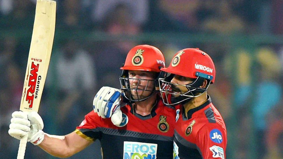 एबी डीविलियर्स क्यों नहीं जिता पाये मैच, विराट कोहली ने किया खुलासा