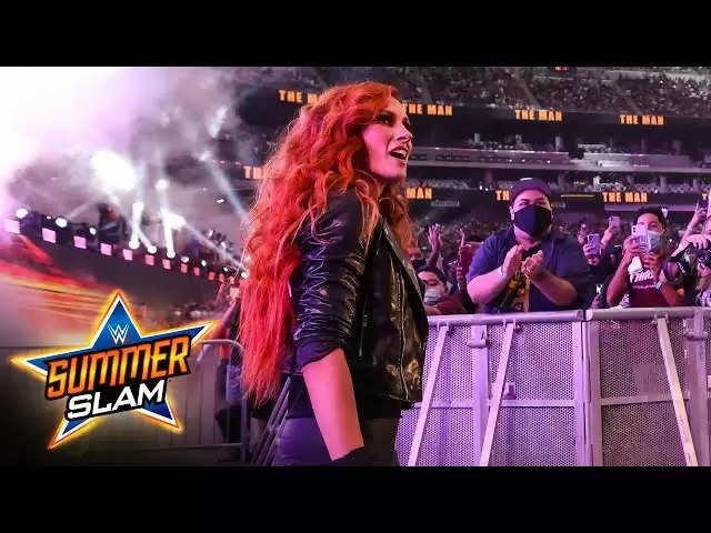 बैकी लिंच ने SummerSlam 2021 में सिर्फ 27 सेकंड में SmackDown विमेंस चैंपियनशिप जीतने की असली वजह बताई