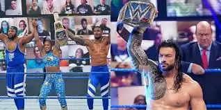 Raw रिजल्ट्स: रोमन रेंस को दिग्गज ने कहा डरपोक, मेन इवेंट में मचे बवाल के कारण WWE चैंपियन की हालत हुई खराब