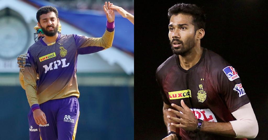 Breaking News: IPL 2021: वरुण चक्रवर्ती और संदीप वॉरियर टेस्ट पॉजिटिव फॉर कोविद -19