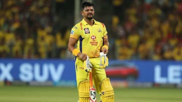 IPL 2021 में CSK बनाम SRH: सुरेश रैना IPL में 500 चौके लगाने वाले चौथे बल्लेबाज बने