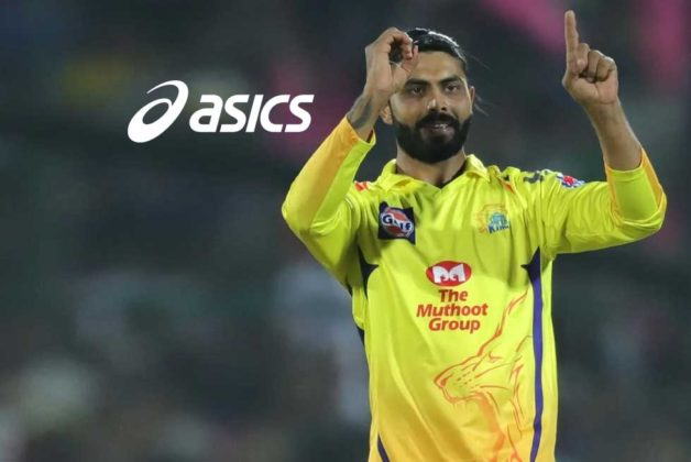 IPL 2021: CSK के ऑल-राउंडर ने ASICS के साथ बड़ी स्पॉन्सरशिप डील की