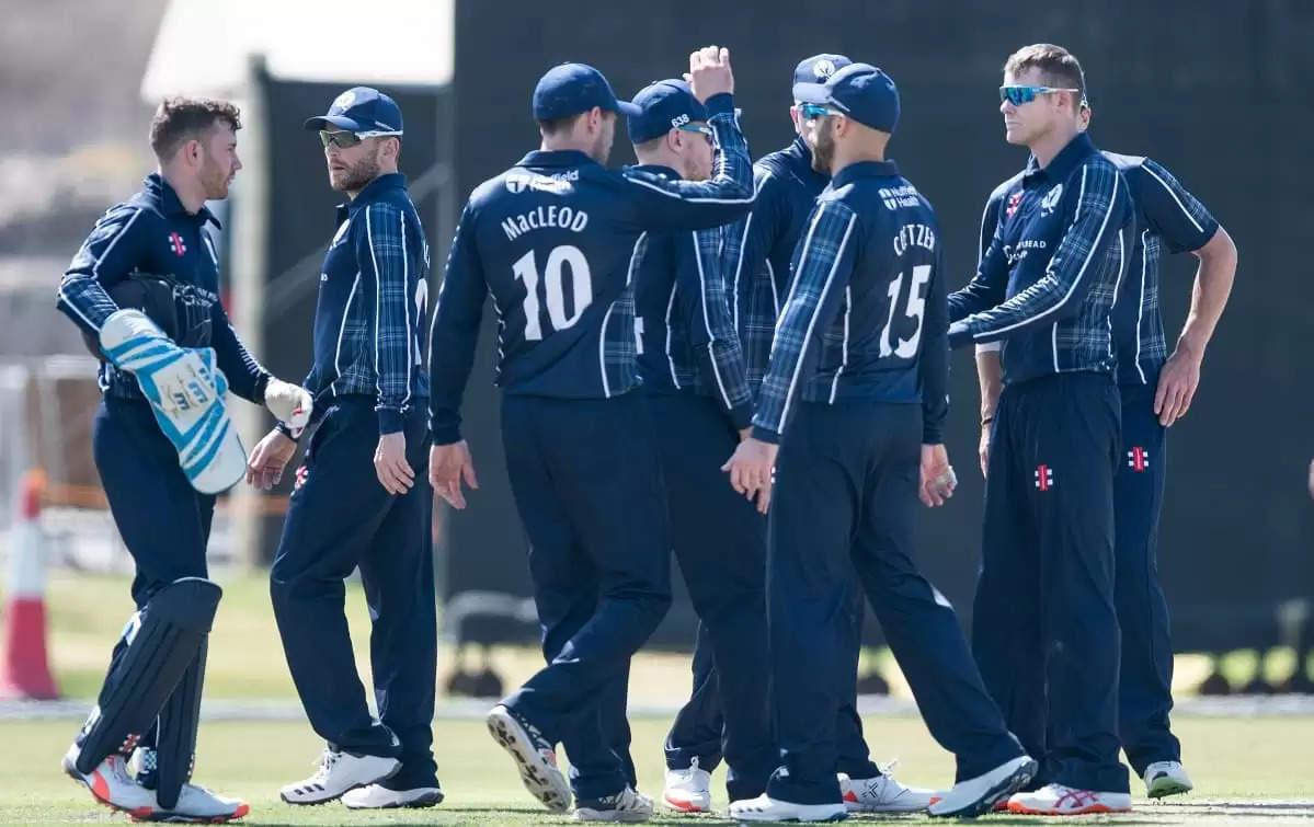 टी20 वर्ल्ड कप के लिए स्कॉटलैंड टीम में हुए बड़े बदलाव