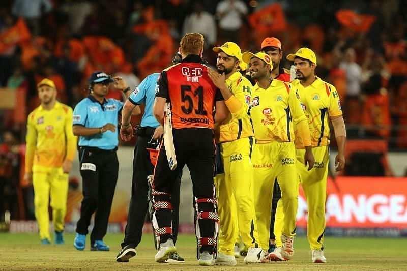 IPL 2021: CSK बनाम SRH मैचों में शीर्ष 3 बल्लेबाजी प्रदर्शन