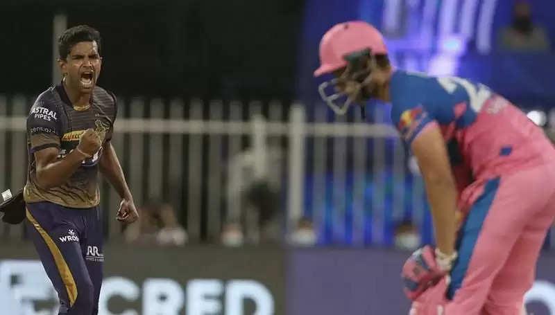 """आईपीएल 2021: """"वह एक प्रभावशाली युवा गेंदबाज है"""" - लॉकी फर्ग्यूसन ने की केकेआर के साथी तेज गेंदबाज की तारीफ"""