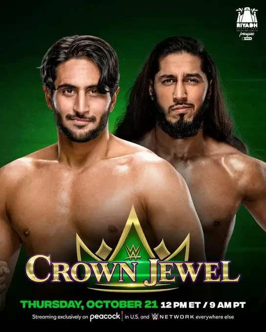 WWE के 2 दोस्त और फेमस सुपरस्टार्स बड़े दुश्मन, Crown Jewel पीपीवी में होगा धमाकेदार मैच