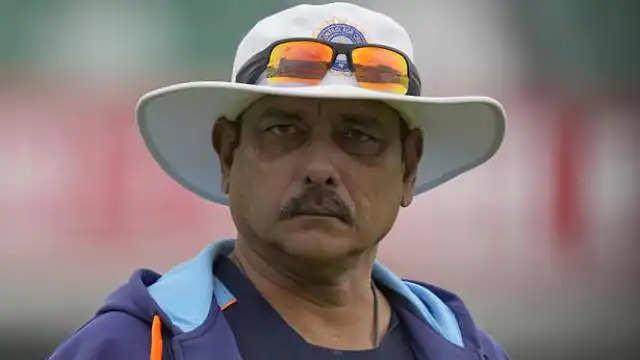 भारत को चैंपियन बनाने की उम्मीदों के साथ दुबई पहुंचे Ravi Shastri, उनके कार्यकाल का यह आखिरी टूर्नामेंट