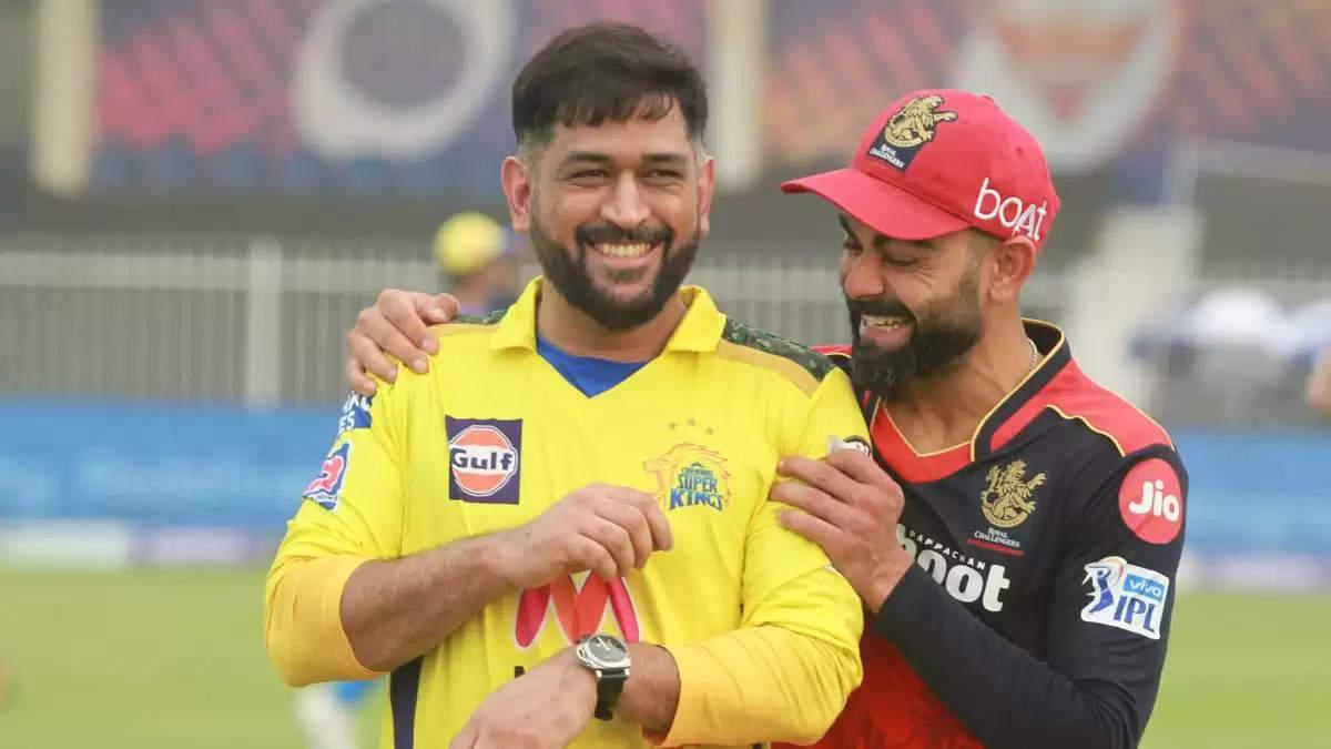 IPL 2021: धोनी की बैटिंग देखकर उछल पड़े कोहली, सहवाग ने कहा- टाइगर जिंदा है, सोशल मीडिया पर छाए धोनी