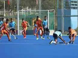 मध्य प्रदेश हॉकी अकादमी ने हॉकी इंडिया सब जूनियर पुरुष अकादमी राष्ट्रीय चैम्पियनशिप 2021 का उद्घाटन संस्करण जीता