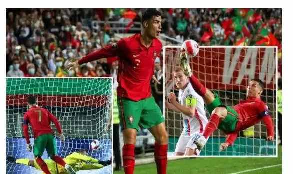 विश्व कप क्वालीफायर: क्रिस्टियानो रोनाल्डो ने 10वीं अंतरराष्ट्रीय हैट्रिक करके बनाया रिकॉर्ड