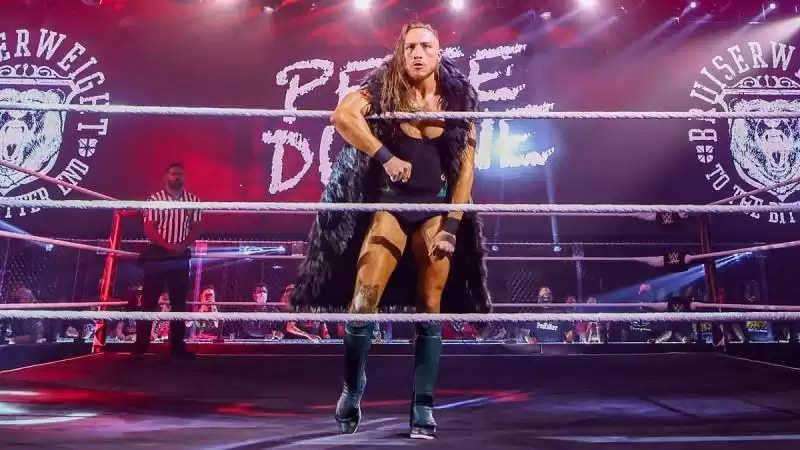 पीट ड्यून के WWE कॉन्ट्रैक्ट स्टेटस पर बड़ा अपडेट