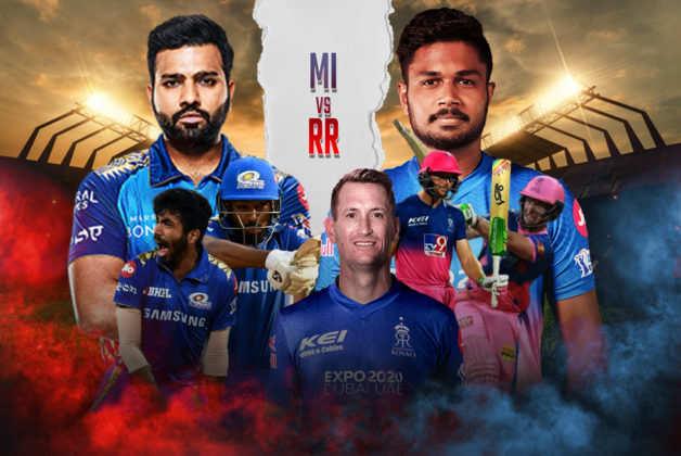 MI vs RR LIVE स्कोर: क्रिस मॉरिस ने रोहित शर्मा को 14 रन पर आउट किया, MI का स्कोर 68-1