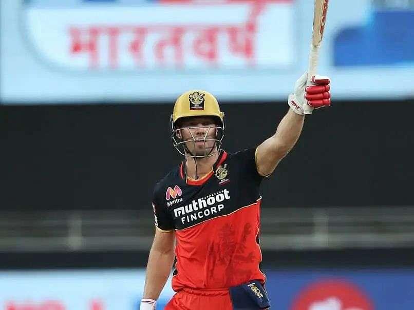 IPL 2021: एबी डिविलियर्स ने दिल्ली कैपिटल के खिलाफ मैच जीतने के बाद अपना पसंदीदा छक्का बताया