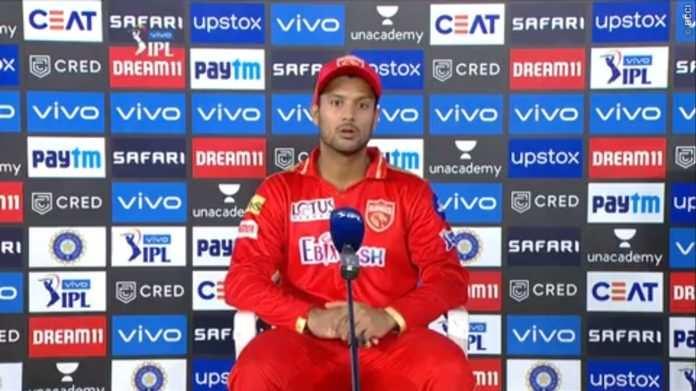 IPL 2021: मयंक अग्रवाल ने कहा, 'एक बल्लेबाज के रूप में, आप डीसी से हार के बाद सकारात्मक कप्तानी के बारे में नहीं सोचते'
