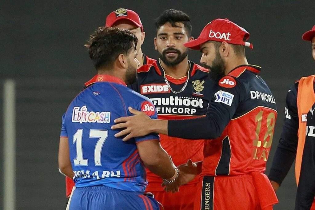 आईपीएल 2021, मैच 22: डीसी बनाम आरसीबी - आँकड़े की समीक्षा