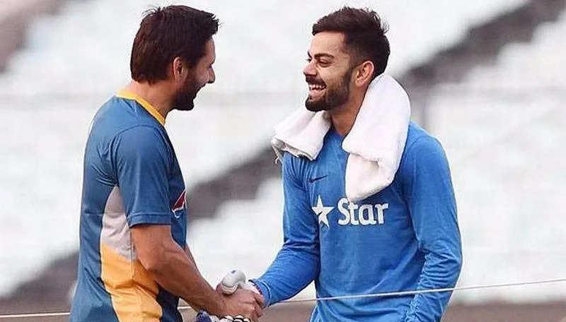 शाहिद अफरीदी ने विराट कोहली की बल्लेबाजी पर बड़ी प्रतिक्रिया दी, दिल जीतने वाली बात कही