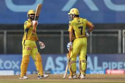 IPL-14 : हैदराबाद को 7 विकेट से हराकर फिर चोटी पर पहुंची चेन्नई