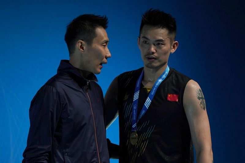 ओलंपिक थ्रोबैक: बैडमिंटन में सबसे बड़ी प्रतिद्वंद्विता - लिन डैन बनाम ली चोंग वी