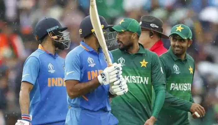 भारत के खिलाफ टी20 वर्ल्ड कप मैच को लेकर पाकिस्तान को मिली अहम सलाह