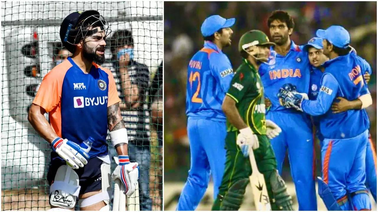 'जितने शतक विराट कोहली के हैं, उतने पूरी पाकिस्तान टीम के नहीं', अब्दुल रज्जाक को विश्व कप विजेता ने किया ट्रोल