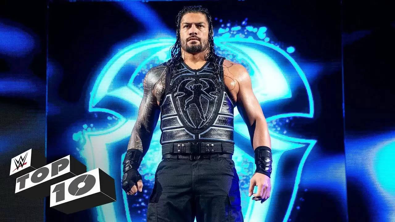 WWE Supershow रिजल्ट्स: रोमन रेंस ने जबरदस्त स्पीयर देकर जीता मैच, दिग्गज सुपरस्टार्स को मिली करारी हार