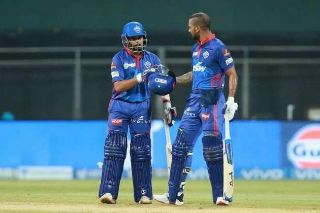 IPL 2021 नंबर 1 सलामी जोड़ी, DC की शॉ और धवन की जोड़ी ने फिर से धूम मचाई, 5 वीं पचास की साझेदारी की