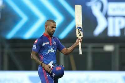 IPL-14 : शिखर धवन ने फिर से अपने नाम की ऑरेंज कैप
