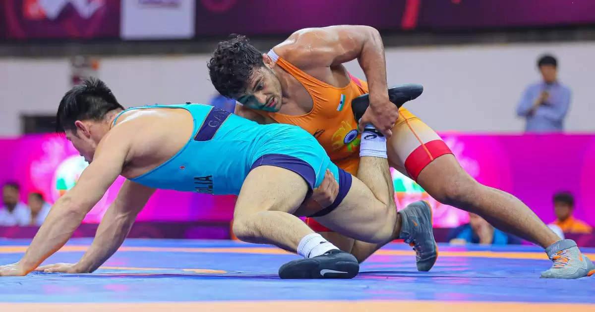 ग्रीको-रोमन टीम निराश, भारत का कुश्ती विश्व चैंपियनशिप अभियान दो पदकों के साथ समाप्त