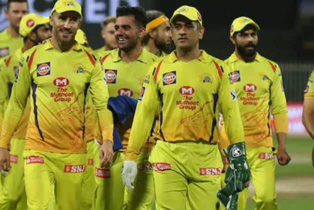 IPL टीम चेन्नई सुपर किंग्स के 3 सदस्य कोरोना पॉजिटिव निकले
