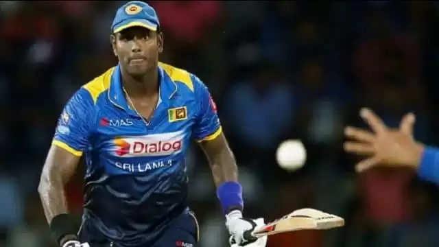एंजेलो मैथ्यूज का श्रीलंकाई क्रिकेट बोर्ड के साथ विवाद खत्म, टीम में चयन के लिए हुए उपलब्ध