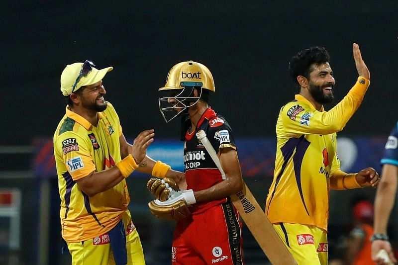 """IPL 2021: """"जडेजा जैसे किसी को तीनों प्रारूपों में होना है"""" - सीएसके के सुरेश रैना"""
